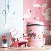 創意自動感應垃圾桶家用智慧可愛簡約帶蓋塑料臥室客廳衛生間   igo可然精品鞋櫃