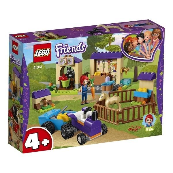 樂高LEGO FRIENDS 米雅的馬廄 Mia's Foal Stable 41361 TOYeGO 玩具e哥
