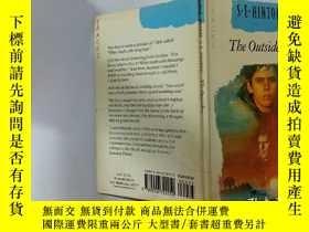 二手書博民逛書店The罕見Outsiders:局外人Y200392