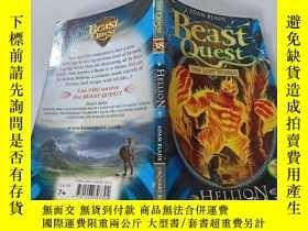 二手書博民逛書店Beast罕見Quest:The Fiery Foe 野獸探索:火熱的敵人Y200392