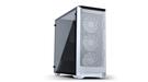 Phanteks 追風者Eclipse PH-EC400ATG_DWT01鋼化玻璃窗幻彩版白色機殼