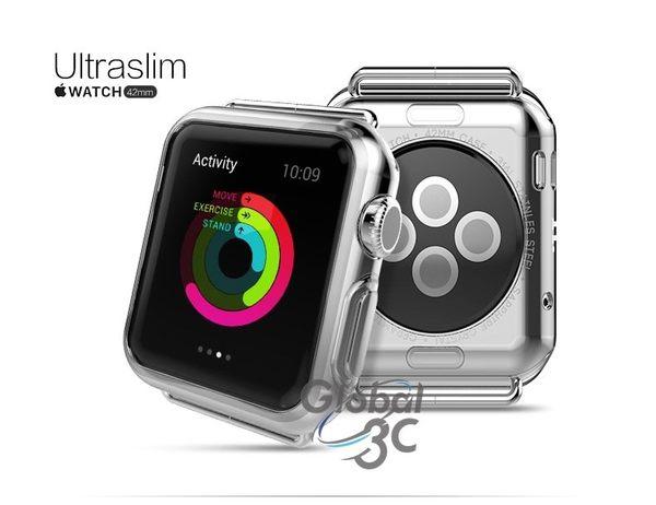 Apple Watch 全包覆 TPU 保護套 保護殼 完美防護 可搭配玻璃貼 一 二代都可用 Series 2