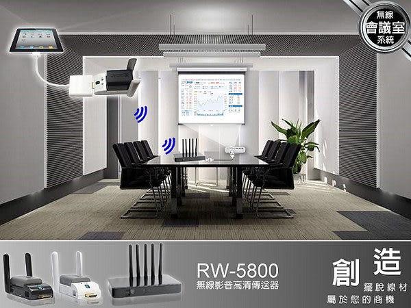 EGE 一番購 】ROWA RW-5800 影音無線傳送器 WHDI 高清畫質 Full HD 1080P 無線HDMI【公司貨】