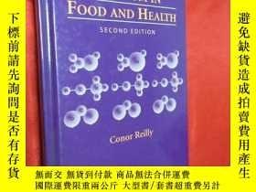二手書博民逛書店Selenium罕見in Food and Health (硬精