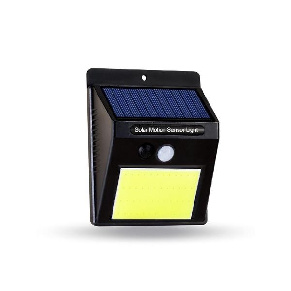 太陽能48LED人體感應燈 壁燈 三模式豪華版 庭院花園智能光控燈 【ZE0307】《約翰家庭百貨