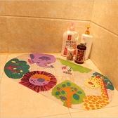 浴室防滑墊PVC防滑墊浴缸防滑墊衛生間防滑墊防滑墊浴室【悟空有貨】