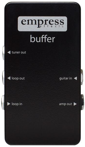 加拿大 Empress Effects Buffer 手工 效果器 總代理 公司貨 一年保固