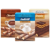 BISCOTTO 好圈子 捲心酥(50g) 款式可選【小三美日】巧克力