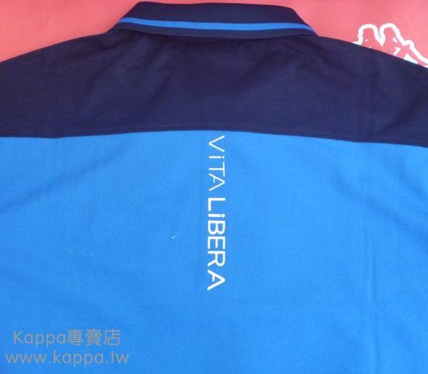 Kappa男排汗POLO衫A466-4727-5