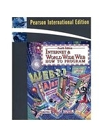 二手書博民逛書店《INTERNET AND WORLD WIDE WEB: HOW TO PROGRAM 4/E (PIE)》 R2Y ISBN:0136035426