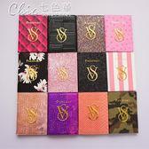 韓國可愛出國旅游維密包護照夾證件包護照包護照夾「Chic七色堇」