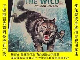 二手書博民逛書店THE罕見CALL OF THE WILD(英文原版)Y2080
