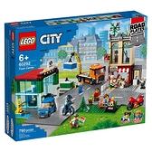 LEGO 樂高 CITY 城市系列 60292 市中心 【鯊玩具Toy Shark】