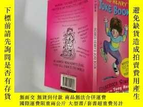 二手書博民逛書店Horrid罕見Henrys joke book:亨利的笑話.Y200392