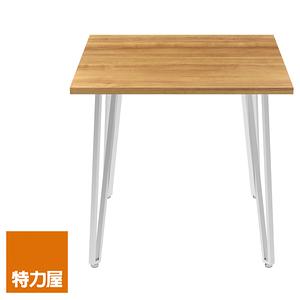 組 - 特力屋萊特 桌 棕楓木/鍍鉻腳