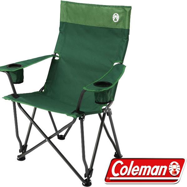 Coleman CM-0503 高背舒壓椅 戶外休閒椅/收納型折椅 公司貨