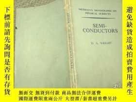 二手書博民逛書店罕見semi-conductors【英文】Y13462 wrig