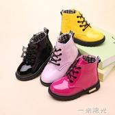 童鞋女童靴子秋冬季2020新款小中大童雪地靴單鞋男童馬丁靴短靴潮 聖誕節免運