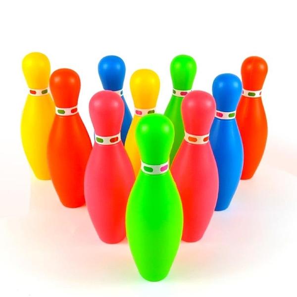 保齡球 保齡球玩具套裝兒童室內球類玩具2-3歲幼兒親子運動戶外兒童玩具5【快速出貨八折優惠】