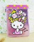 【震撼精品百貨】Hello Kitty 凱蒂貓~KITTY方型車票套-粉盛裝
