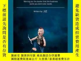 二手書博民逛書店Baby罕見Steps To World Domination: Making You The Leader Th