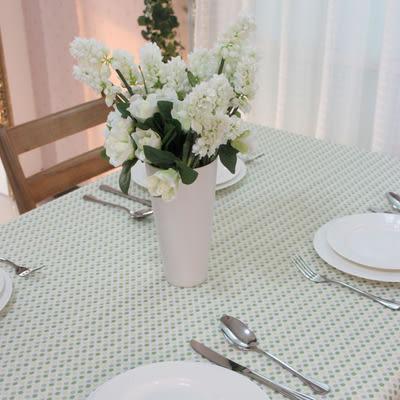 時尚可愛鄉村餐桌布 茶几布 蓋布 (140*180cm)