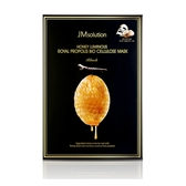 JMsolution 水光盈潤蜂蜜蠶絲面膜 35mlx10片 Vivo薇朵