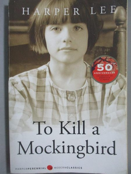 【書寶二手書T3/原文小說_OJL】To Kill a Mockingbird_Lee, Harper