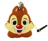 【卡漫城】 蒂蒂 防塵塞 + 捲線器 夾式 集線器 ㊣版 Chip and Dale 松鼠 花栗鼠 隨兒耳機