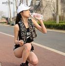 ♚MY COLOR♚迷彩印花涼感運動巾 健身 戶外 頭巾  跑步 降溫 夏暑 冰涼 透氣 速冷 防曬 毛巾【J43】