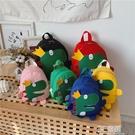幼兒園書包新款恐龍兒童雙肩包潮男童女孩寶寶1-3-5歲6防走失背包 3C優購