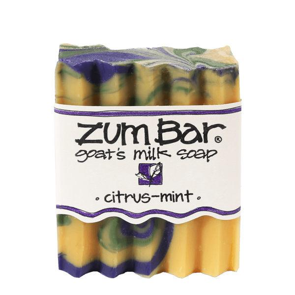 Indigo Wild-Zum Bar 天然精油冷製手工羊奶皂(柑橘薄荷)85±5g
