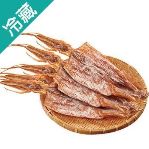 口感鮮嫩魷魚干1包(1尾/包)【愛買冷藏】