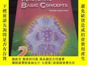 二手書博民逛書店《掌握基礎概念:生物科》certificate罕見biology