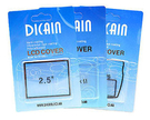 出清特價~DICAIN LCD 保護蓋 / 硬式保護貼 Canon 30D 專用 (郵寄免運 單組 )