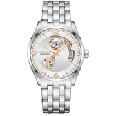 HAMILTON 漢米爾頓Jazzmaster/經典時刻機械腕錶/H32705151