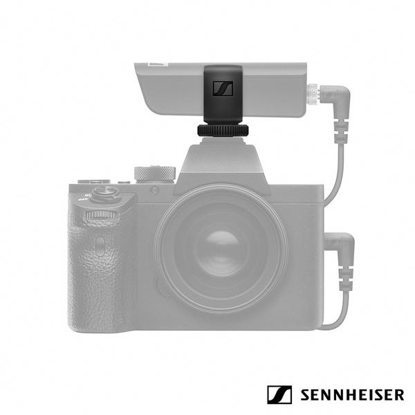 【Sennheiser】德國 聲海 XSW-D PORTABLE INTERVIEW SET 便攜式採訪套組 無線音頻傳輸系統 Wireless 公司貨