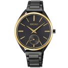 SEIKO精工 CS 50 周年紀念款小秒針女錶-35mm 6G28-00Z0K(SRKZ49P1)
