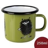 Muurla 嚕嚕米馬克杯 阿丁 草綠 250ml