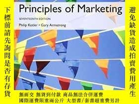 二手書博民逛書店Principles罕見Of Marketing (17th Global Edition)Y256260 P