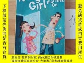 二手書博民逛書店The罕見Naughtiest GirlY246207