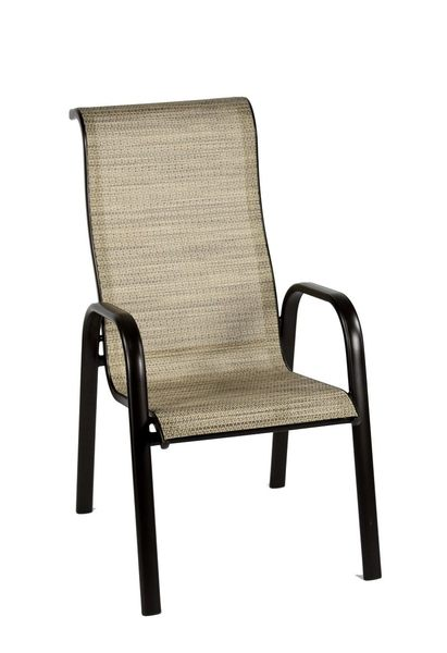 BROTHER 兄弟牌鋁合金高背紗網椅
