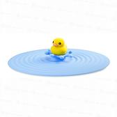 矽膠耐熱防塵水杯蓋-黃色小鴨子