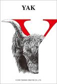 Y 犛牛   /126P/台旺/動物/
