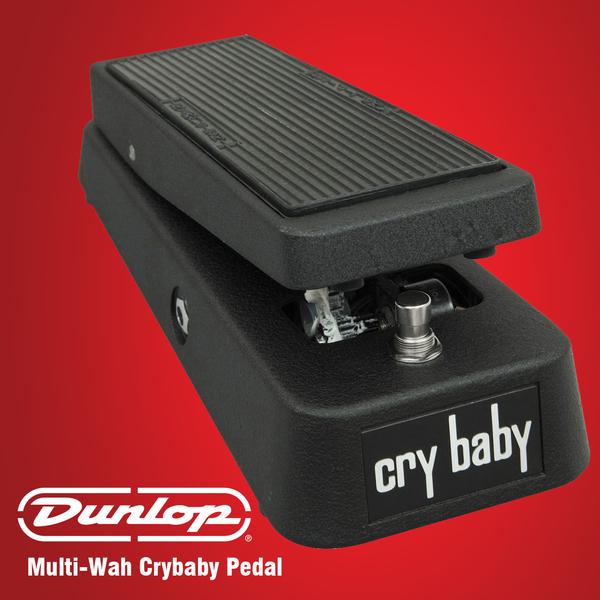 小叮噹的店 - 效果器 哇哇踏板 Dunlop GCB95 Cry Baby Wah
