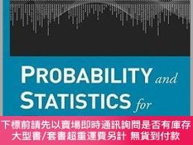 二手書博民逛書店預訂Probability罕見And Statistics For FinanceY492923 Svetlo