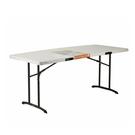 [COSCO代購 ] W4560029 Lifetime 工業級6呎折疊桌