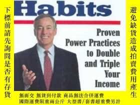 二手書博民逛書店Million罕見Dollar HabitsY364682 Brian Tracy Entrepreneur