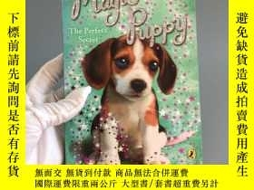 二手書博民逛書店The罕見Perfect Secret (Magic Puppy)Y467724 Sue Bentley 著