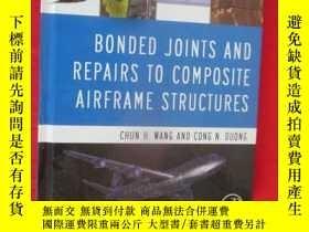 二手書博民逛書店Bonded罕見Joints and Repairs to Co